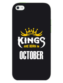 Kings October - Narcissist iPhone 5S Mobile Cover Case