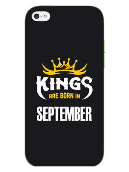 Kings September - Narcissist iPhone 5S Mobile Cover Case