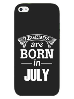 Legends July iPhone 5S Mobile Cover Case