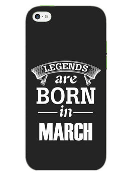 Legends March iPhone 5S Mobile Cover Case