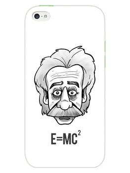 Einstein Equation iPhone 5S Mobile Cover Case