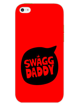 Swag Daddy Desi Swag iPhone 5S Mobile Cover Case