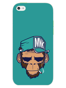 Monkey Swag iPhone 5S Mobile Cover Case