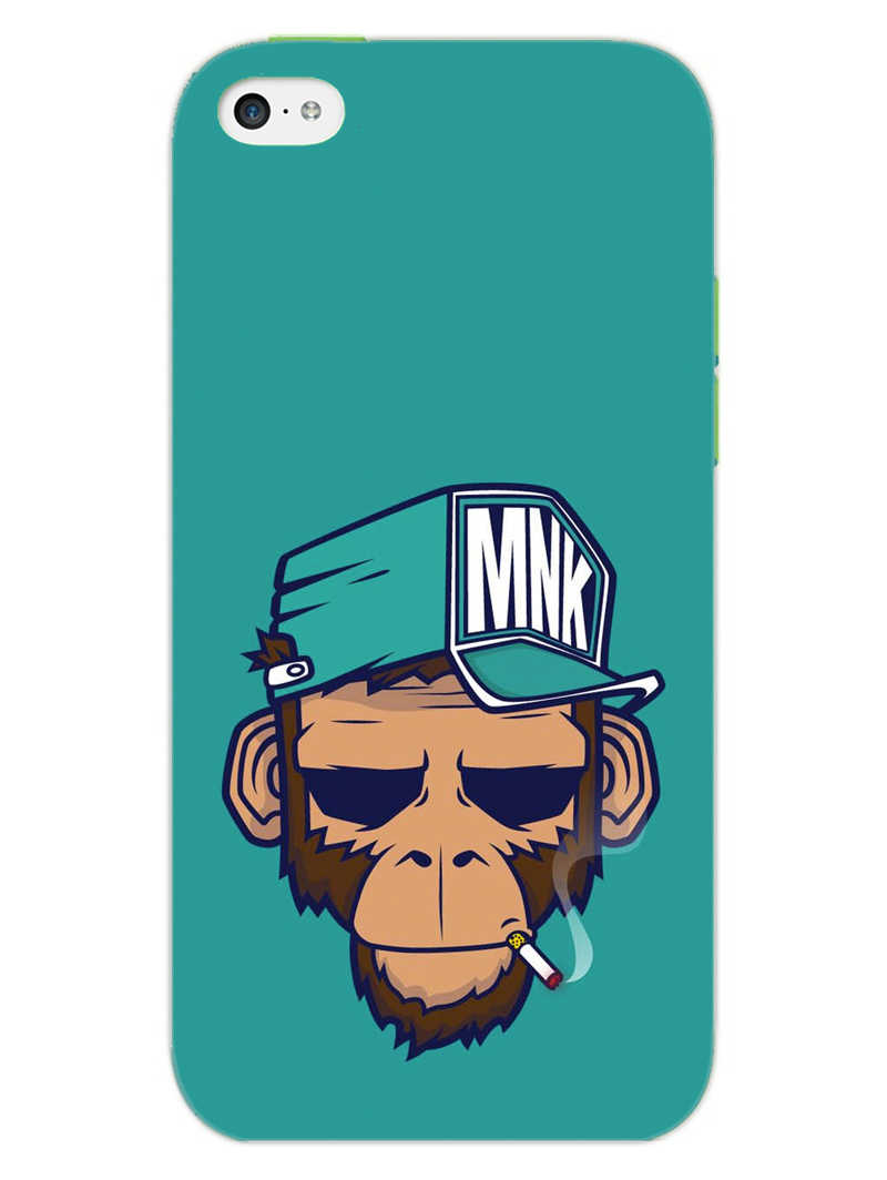 Monkey Swag iPhone 5S Mobile Cover Case - MADANYU