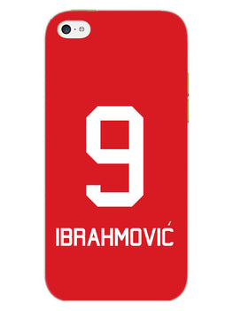 Ibrahimovi? iPhone 5S Mobile Cover Case