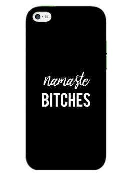 Namaste Bitches iPhone 5S Mobile Cover Case
