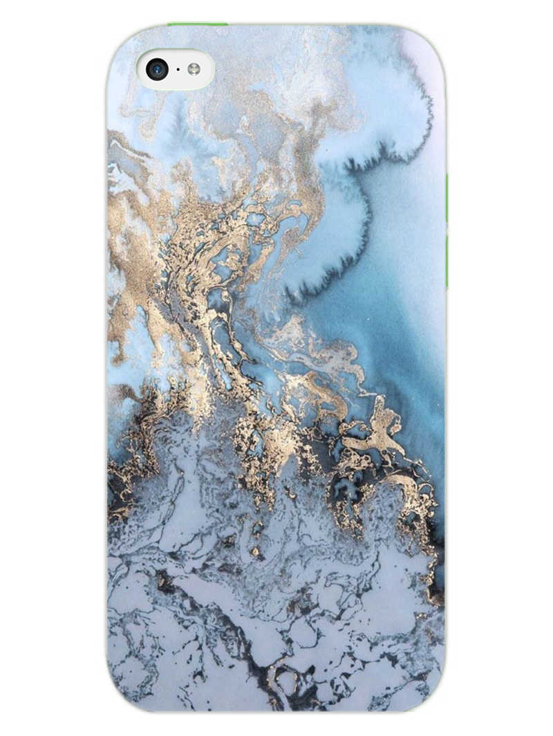 Blue Marble iPhone 5S Mobile Cover Case - MADANYU