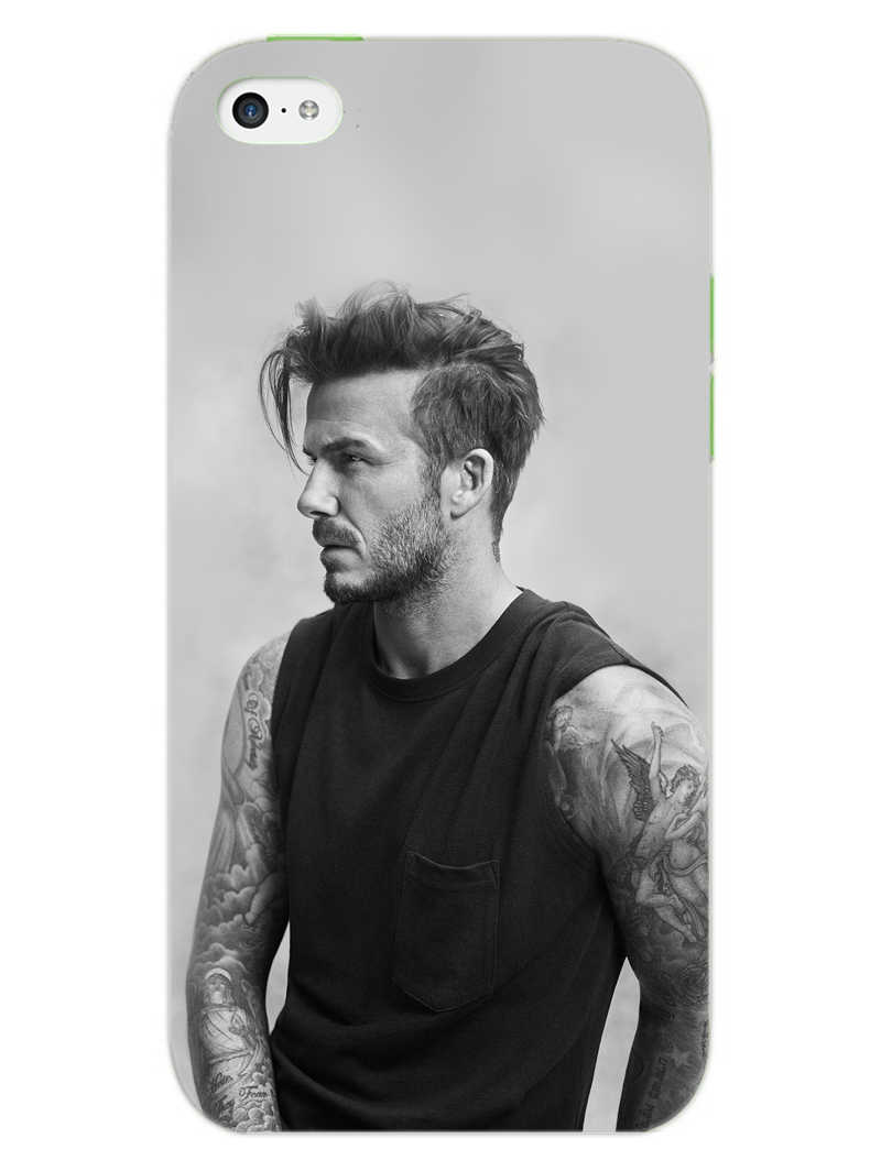 Beckham iPhone 5S Mobile Cover Case