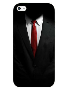 Suit Up iPhone 5S Mobile Cover Case