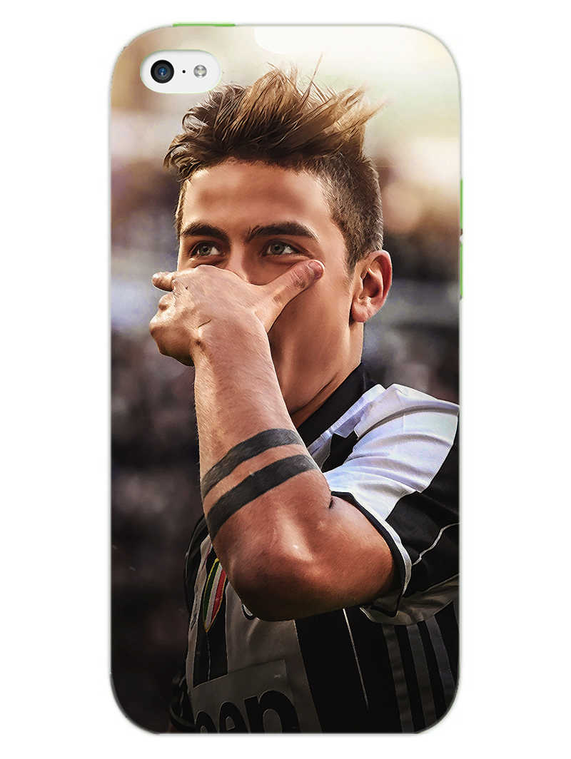 Dybala Art iPhone 5S Mobile Cover Case - MADANYU