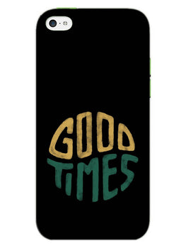 Good Times Happy Days iPhone 5 Mobile Cover Case