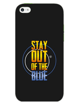 Unexpected Event Pub G Quote iPhone 5 Mobile Cover Case