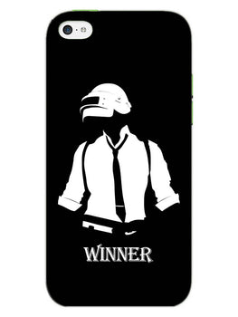 Winner Pub G Game Lover iPhone 5 Mobile Cover Case