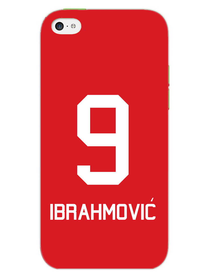 Ibrahimovi? iPhone 5 Mobile Cover Case