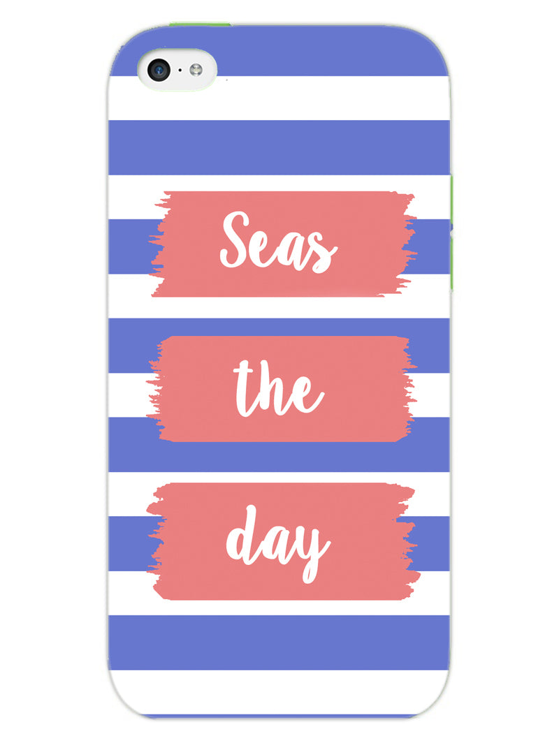 Seas The Day iPhone 5 Mobile Cover Case