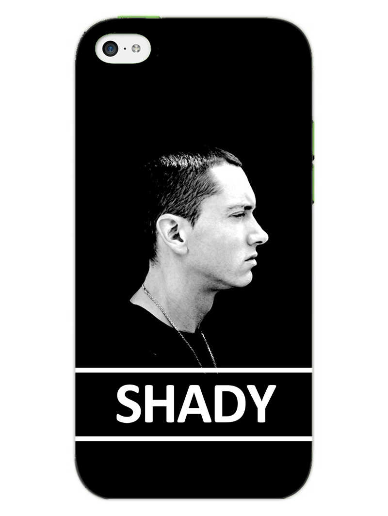 Slim Shady iPhone 5 Mobile Cover Case