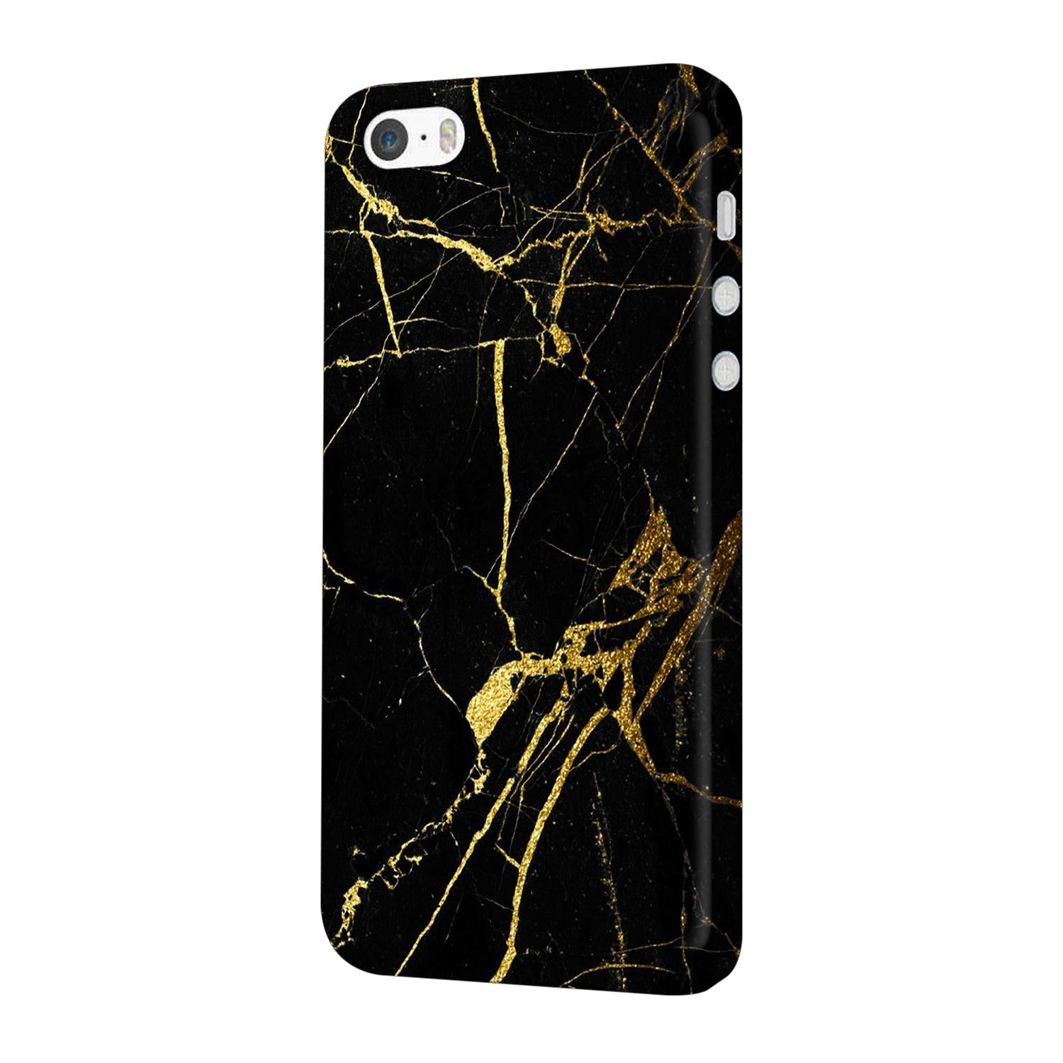 Classy Black Marble iPhone 5 Mobile Cover Case