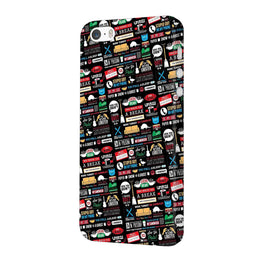 FRIENDS iPhone 5 Mobile Cover Case