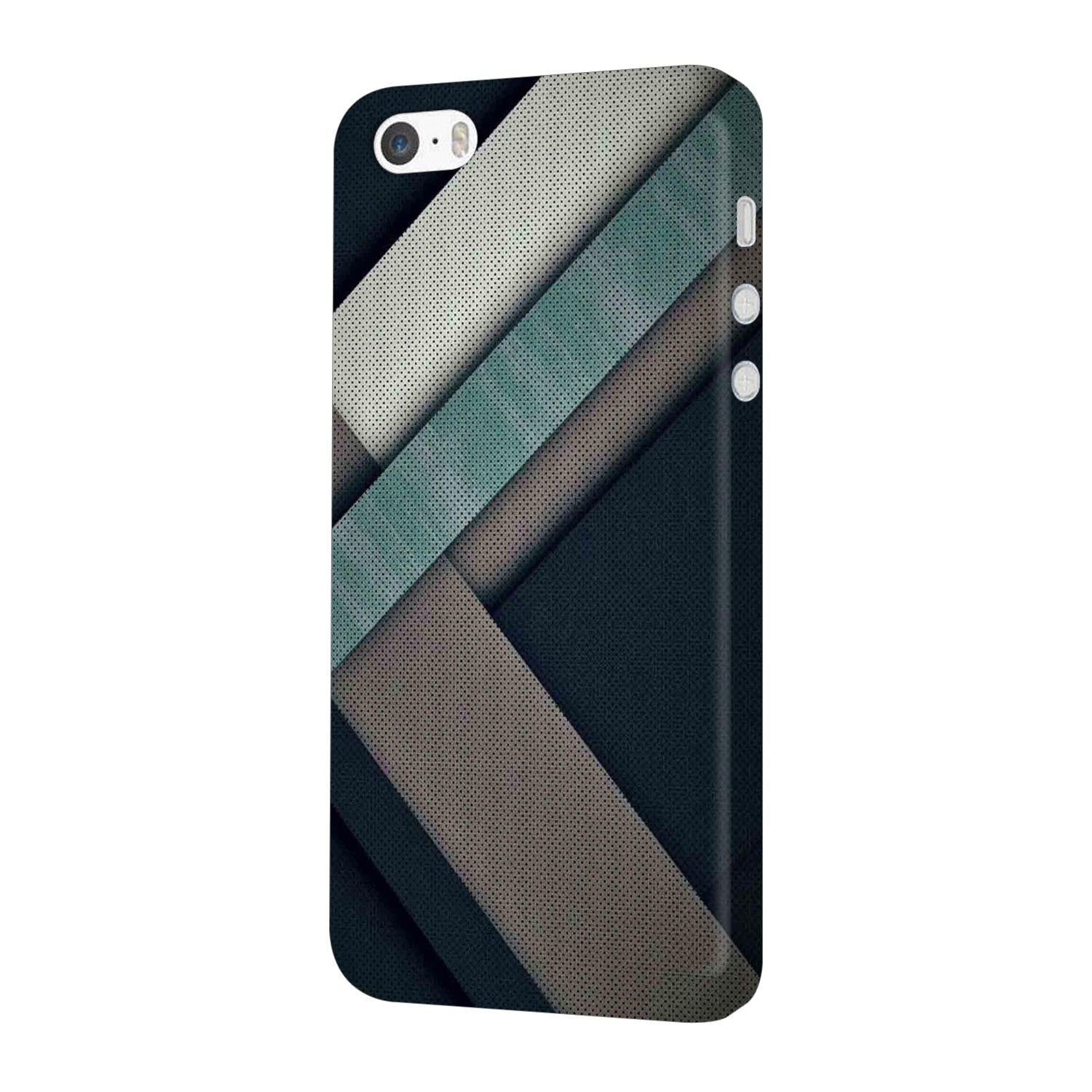 Industrial Pattern iPhone 5 Mobile Cover Case - MADANYU