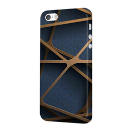 Random Geometry iPhone 5 Mobile Cover Case