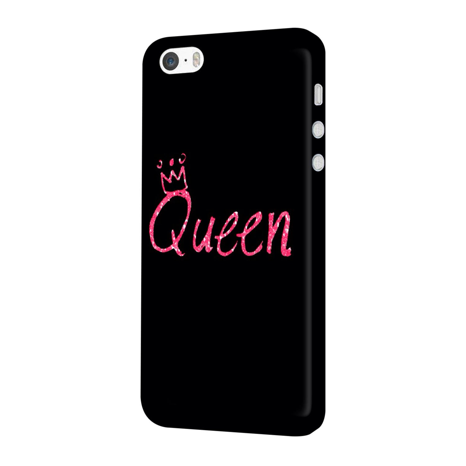 Queen Pink iPhone 5 Mobile Cover Case