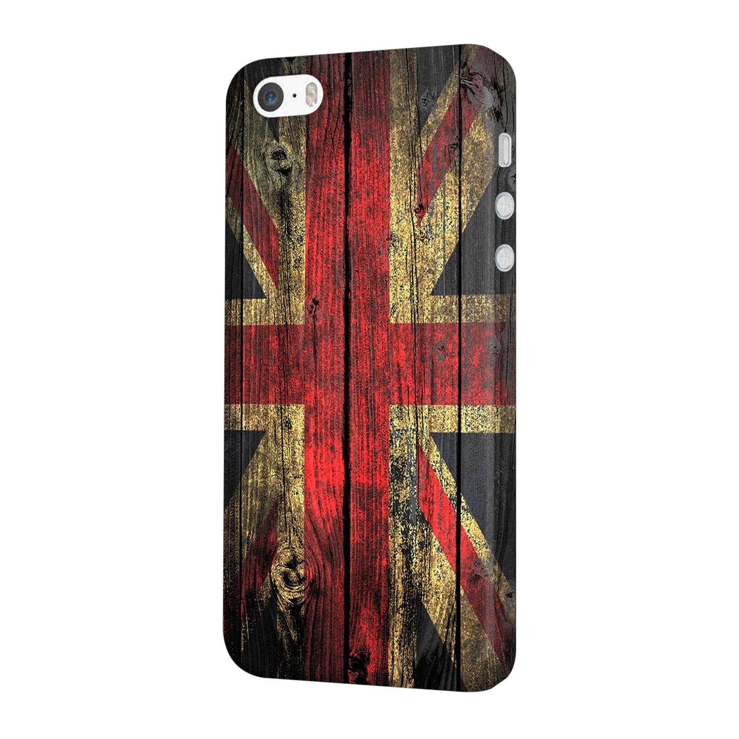 Union Jack iPhone 5 Mobile Cover Case - MADANYU