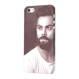 Kohli Retro iPhone 5 Mobile Cover Case