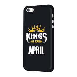 Kings April - Narcissist iPhone 5 Mobile Cover Case