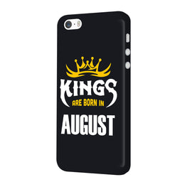 Kings August - Narcissist iPhone 5 Mobile Cover Case