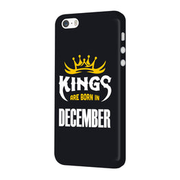 Kings December - Narcissist iPhone 5 Mobile Cover Case