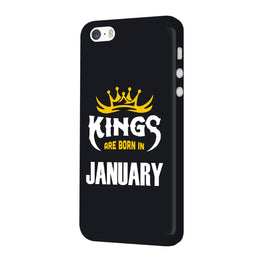 Kings January - Narcissist iPhone 5 Mobile Cover Case