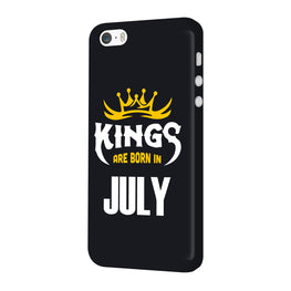 Kings July - Narcissist iPhone 5 Mobile Cover Case