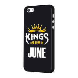 Kings June - Narcissist iPhone 5 Mobile Cover Case