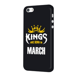 Kings March - Narcissist iPhone 5 Mobile Cover Case