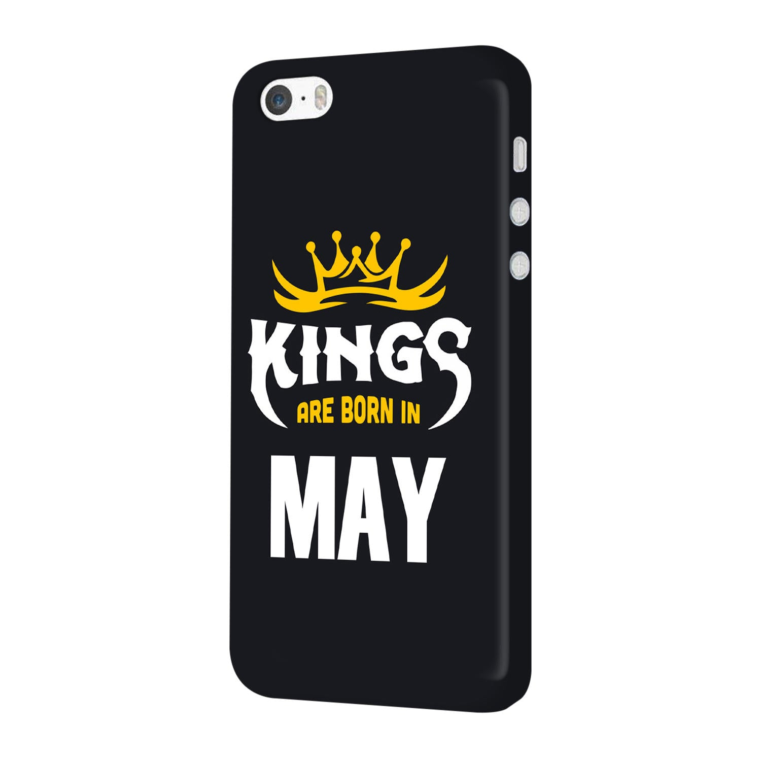 Kings May - Narcissist iPhone 5 Mobile Cover Case - MADANYU
