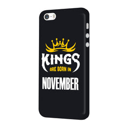 Kings November - Narcissist iPhone 5 Mobile Cover Case