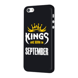 Kings September - Narcissist iPhone 5 Mobile Cover Case