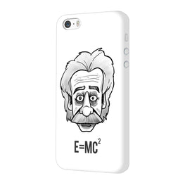 Einstein Equation iPhone 5 Mobile Cover Case