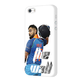 Kohli The Wall Cricket Lover iPhone 5 Mobile Cover Case