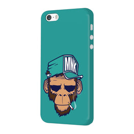 Monkey Swag iPhone 5 Mobile Cover Case
