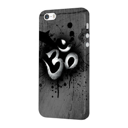 Om Shiva iPhone 5 Mobile Cover Case