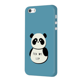 Sleepy Panda iPhone 5 Mobile Cover Case