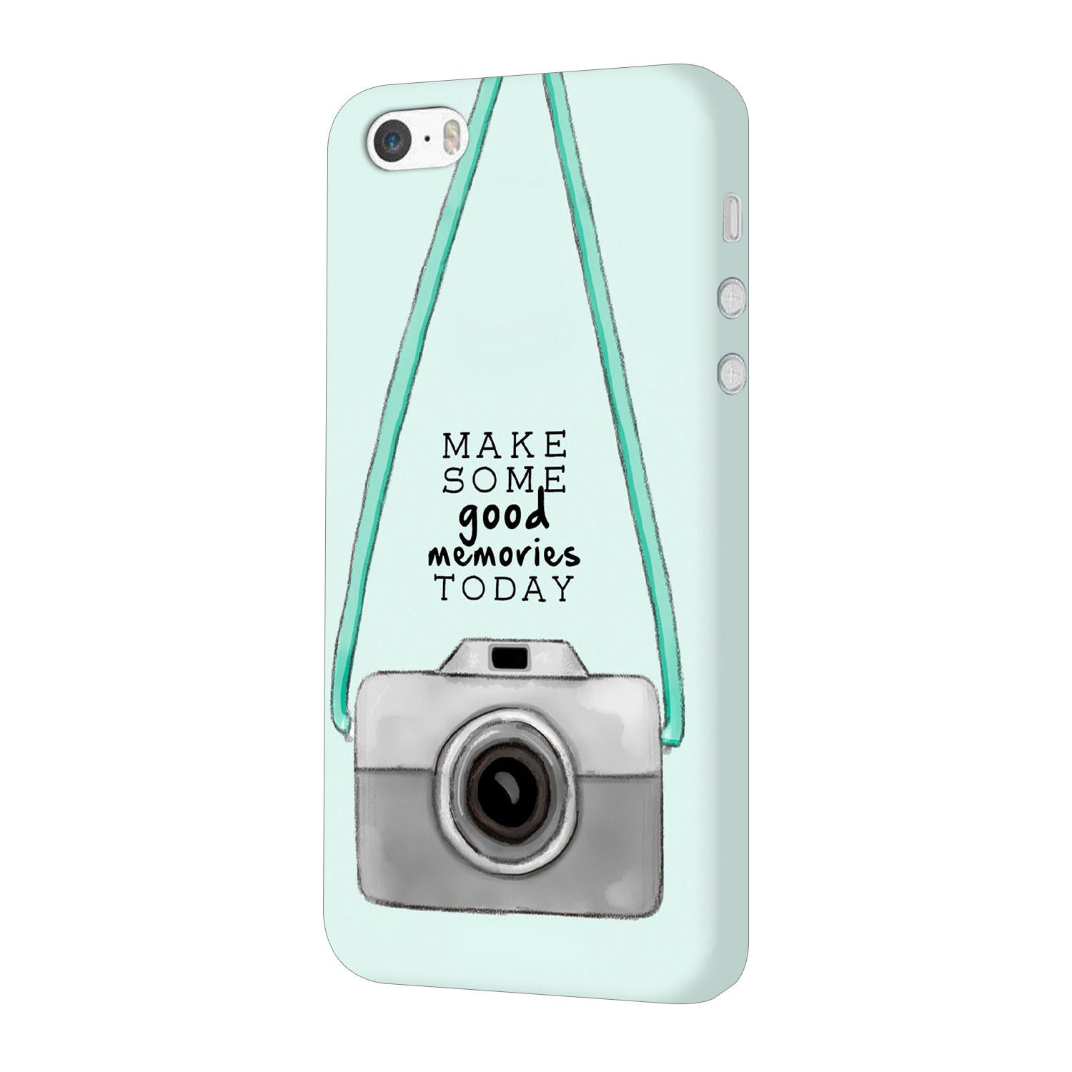 Camera Art For Good Memories iPhone 5 Mobile Cover Case
