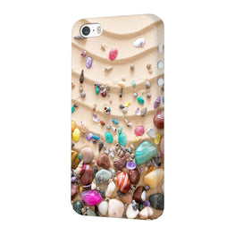 Sea Shell Collection Beach Lovers iPhone 5 Mobile Cover Case