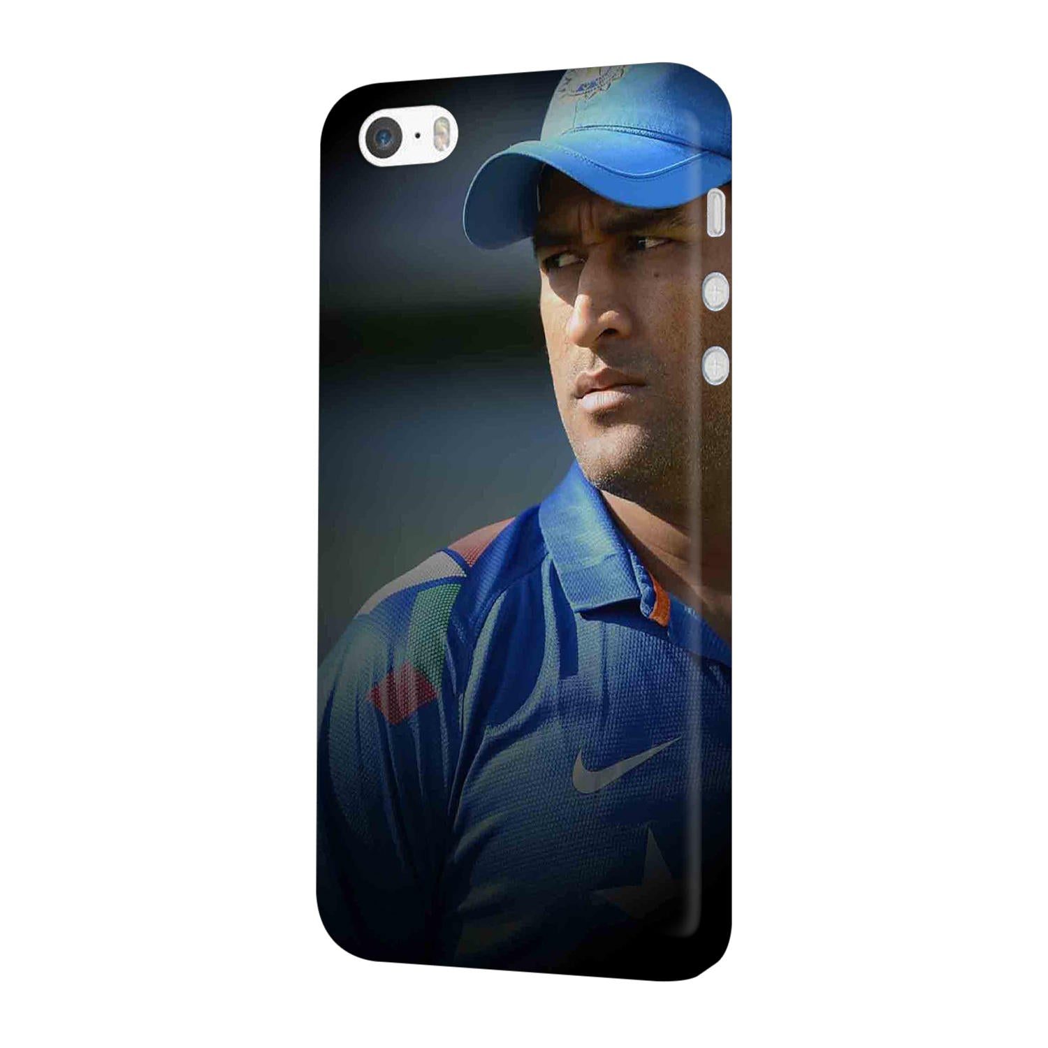 Dhoni Spotlight iPhone 5 Mobile Cover Case - MADANYU