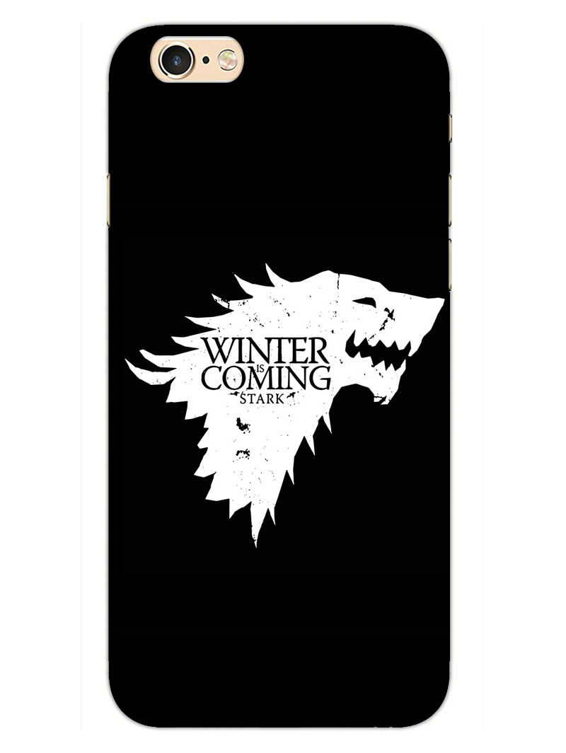 Winter Is Coming iPhone 6 Plus Mobile Cover Case