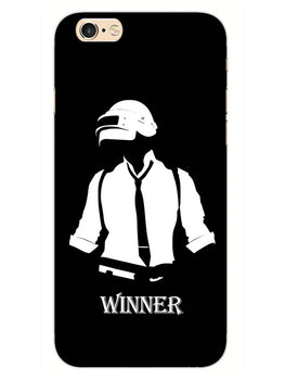 Winner Pub G Game Lover iPhone 6 Plus Mobile Cover Case