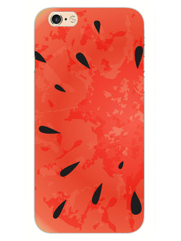 Drinking Watermelon iPhone 6 Plus Mobile Cover Case