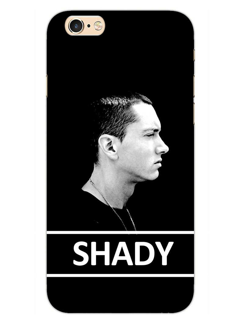 Slim Shady iPhone 6 Plus Mobile Cover Case - MADANYU