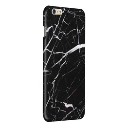 Dark Marble iPhone 6 Plus Mobile Cover Case